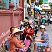 Vietnam June 2013-24 hours in Ho Chi Minh City