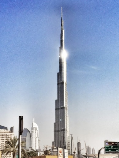 Landmark of Dubai, Burj Khalifa...