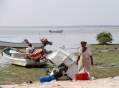 Fishermen at Filim beach ...