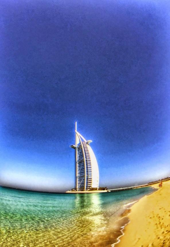 Burj Al Arab...