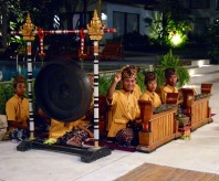Traditional band...