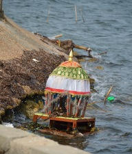 Sea shrine...