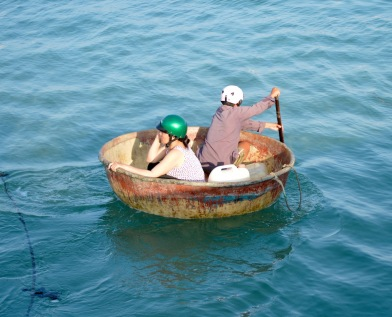 So, mobiles work in a coracle...