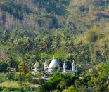Mosque in the jungle...