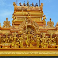 Sri Lanka- To the North, July 2015