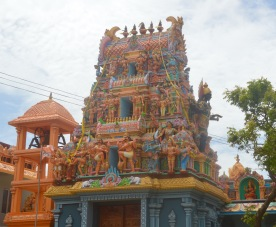 Temple in town...