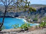 South Eastern tip of Lombok....