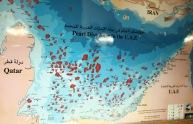 Pearl Dive sites in UAE...