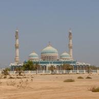 Dalma mosque...