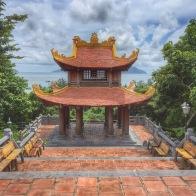 Temple view...Con Dao, Vietnam...