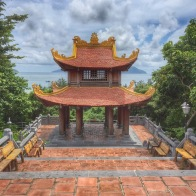 Temple view...Con Dao, Vietnam...