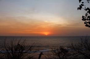 Last sunset over Bali...