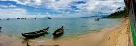 Views to Cambodia...