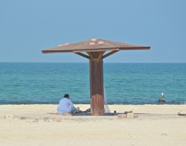 Hilf beach, Masirah, February 2015...