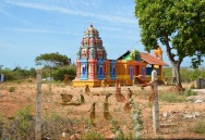Field temple...