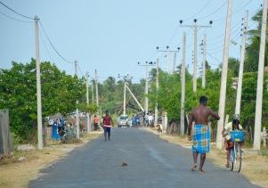 slow rural street life...