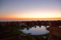 Just before sunrise, Masira Island resort,December 2015...