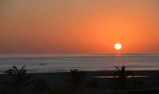 Sunrise, Masirah, December 2015...