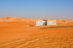 Des-res, desert style...