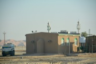 The first mosque after the Empty quarter...