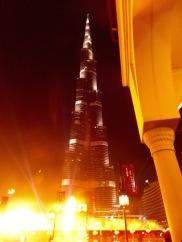 Back to Dubai...