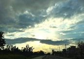 Cyprus sky from my village...