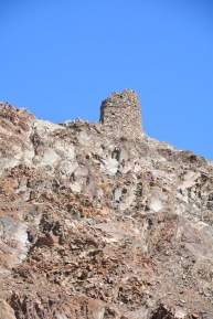 Old watchtower on the hill...