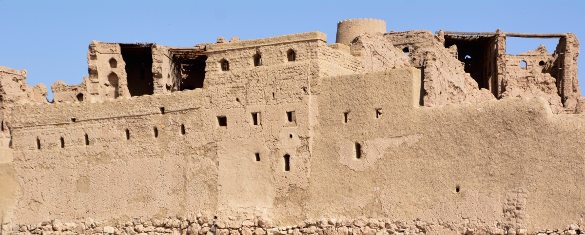 Monday windows: As Sulaif Fort, Oman