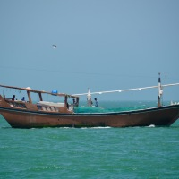 A to Z Challenge: D is for Dhow