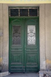 Traditional doors...
