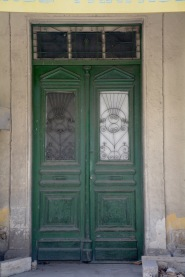 Traditional doors...