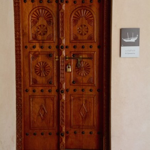 And another very attractive door....