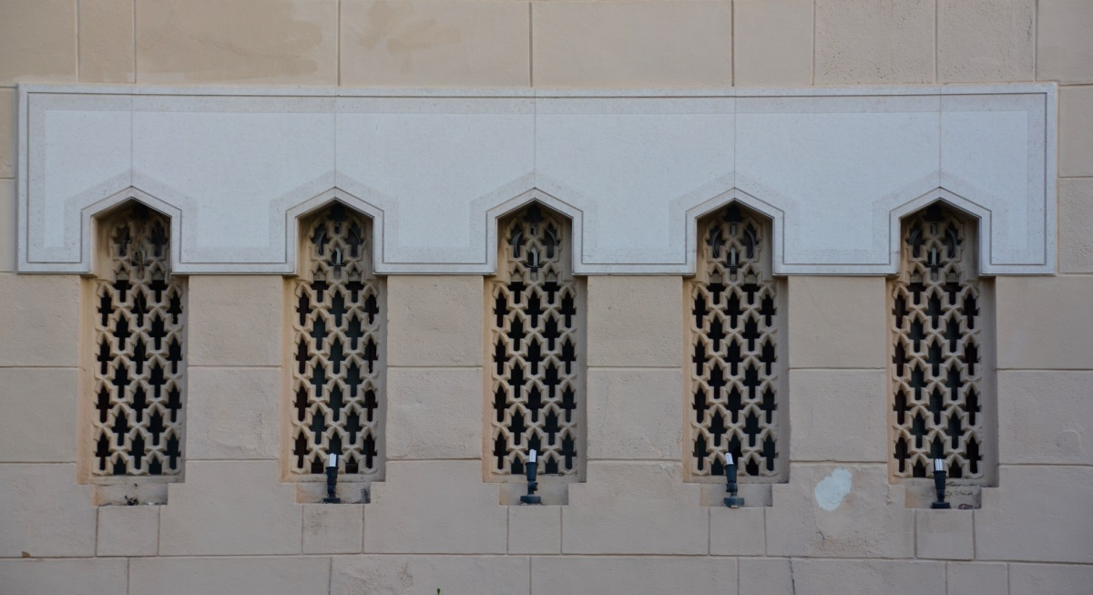 Monday Window: Jumeirah Mosque