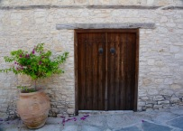 Traditional doors....