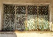 Window art work....