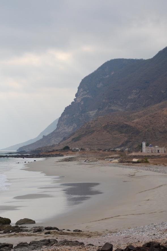 Beautiful Kharfat beach....