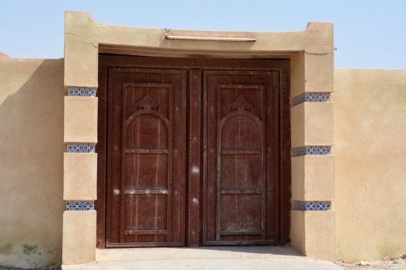Love the small inner door...