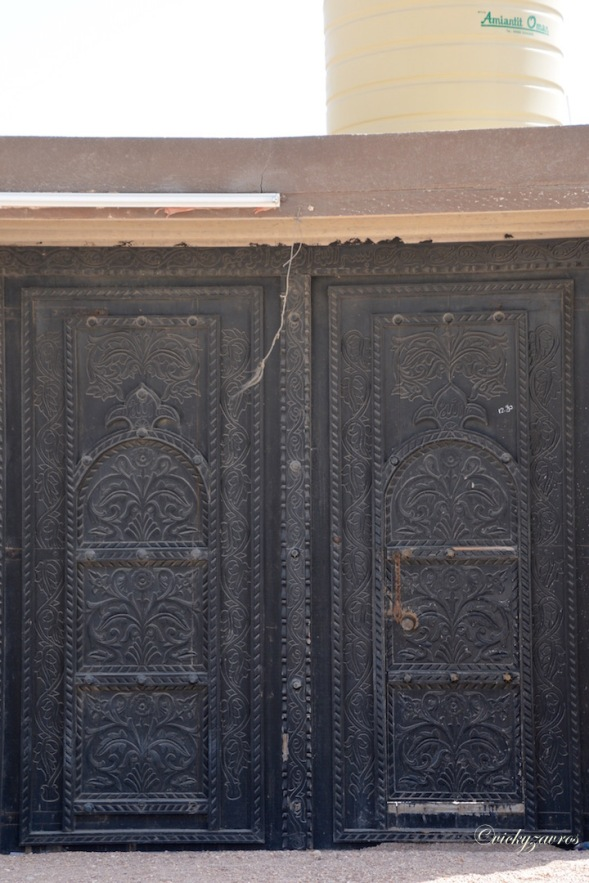 I feel Oman's past in these doors, the historical trading links with Zanzibar and India....