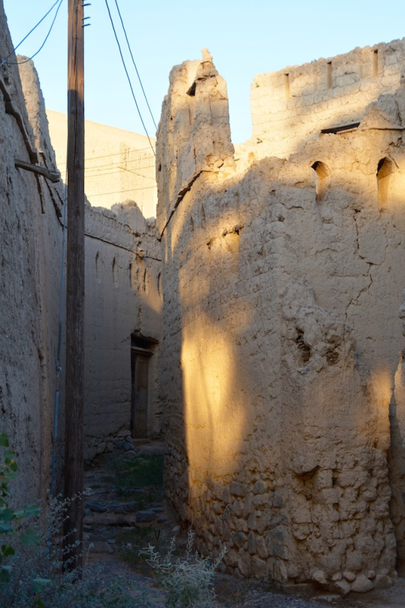 Curves, narrow alleys, doors...you can imagine this place in years past...