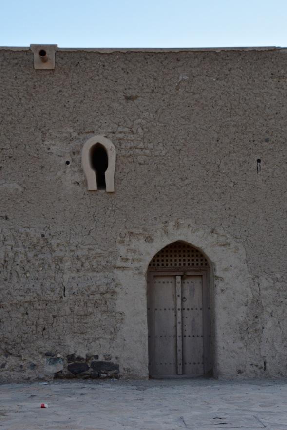 Door, wall and window, loved it...