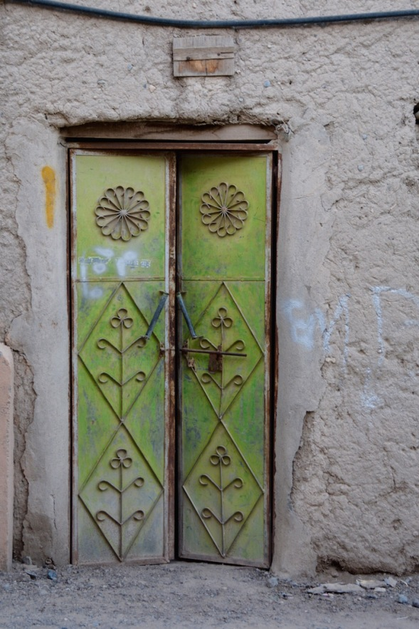 Around every corner another door to find...
