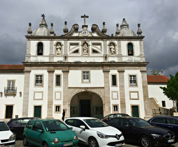 A building relating to religion, rather imposing but it could be a church, convent, monastery....