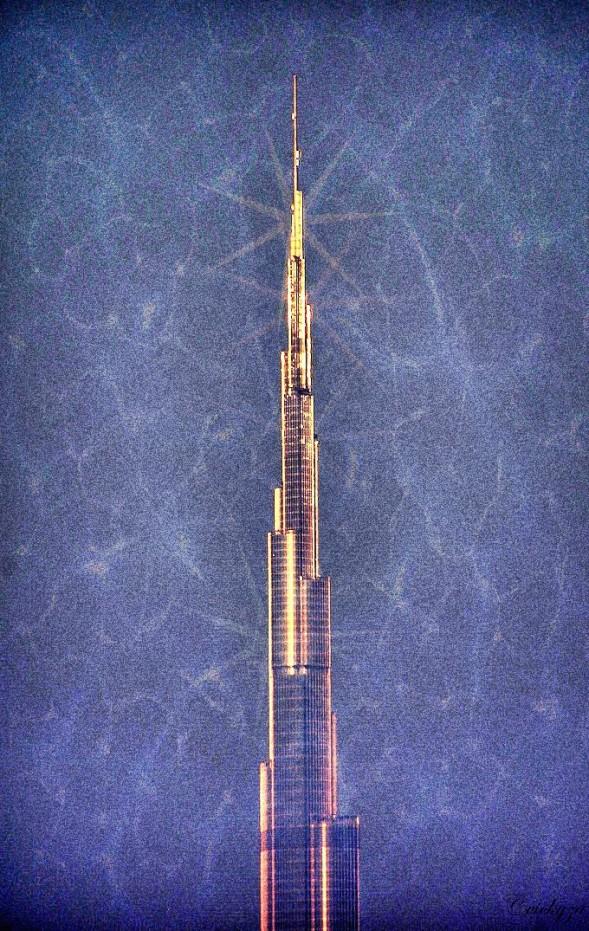 Burj Khalifa 0916
