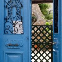 Thursday Doors, 16/11/17. A door memory....