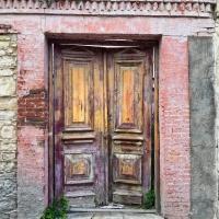 Thursday Doors, Omodos, Cyprus, 25/1/18...